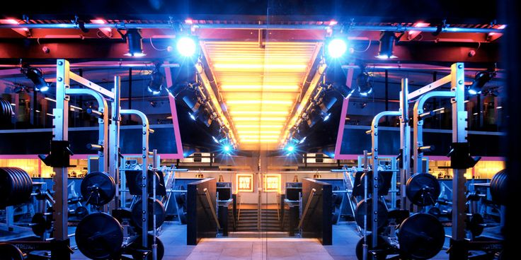 Light + Design - Gymbox
