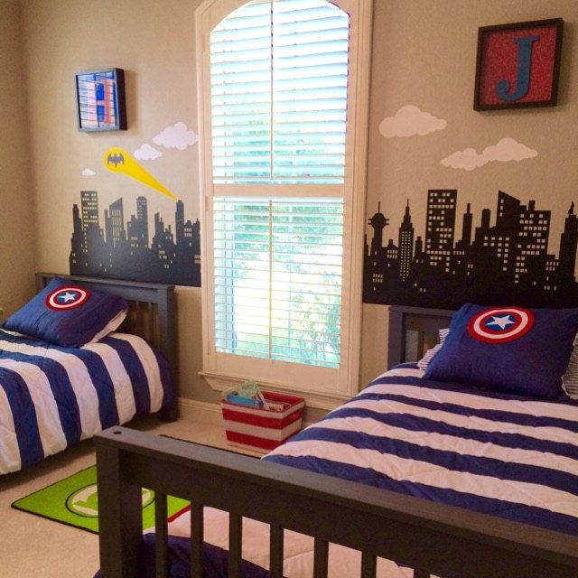 Best Get Creative Studios Wall Decals Images On Pinterest - Superhero wall decals application