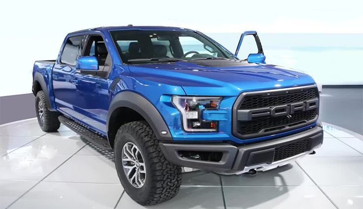 2017 Ford F150 Raptor price,