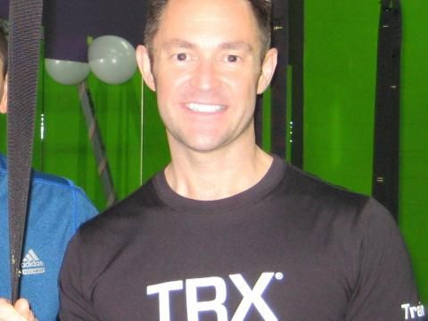 Robert Steigele is at Toronto's first large-scale pay-per-use fitness facility, specializing in MAT, The Isometric Training System and world-class personal training. http://bit.ly/1p3KayS