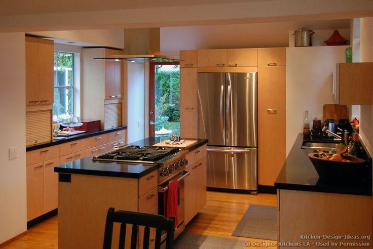 #Kitchen Idea of the Day: Photo by Designer Kitchens LA.