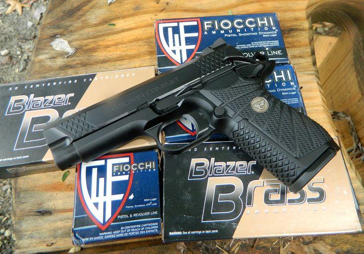 Carrying an Expensive Handgun: Wilson Combat EDC X9