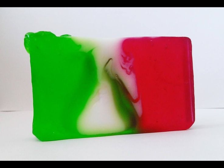 WATERMELON SOAP  beautiful and long-lasting watermelon scent