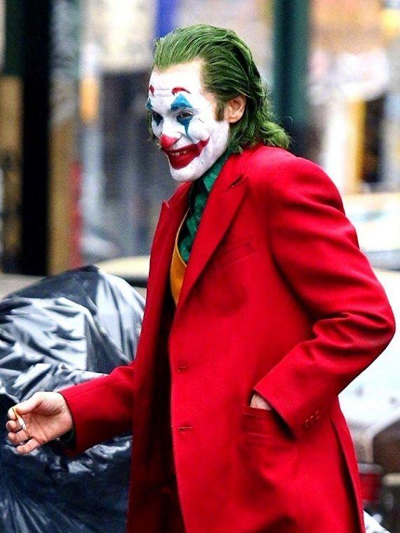 Joaquin Phoenix Arthur Fleck Joker Coat Men S Fashion