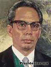 Presidente Gustavo Díaz Ordaz.