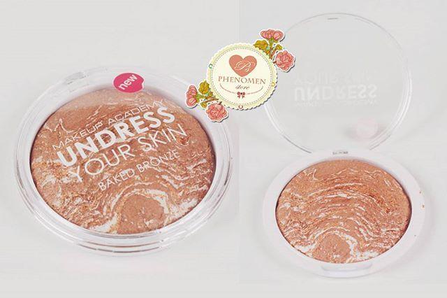 #mua #makeupacademy #undressyourskin #bakedpowder #bronzer #makeup #makijaż #twarz #kosmetyki