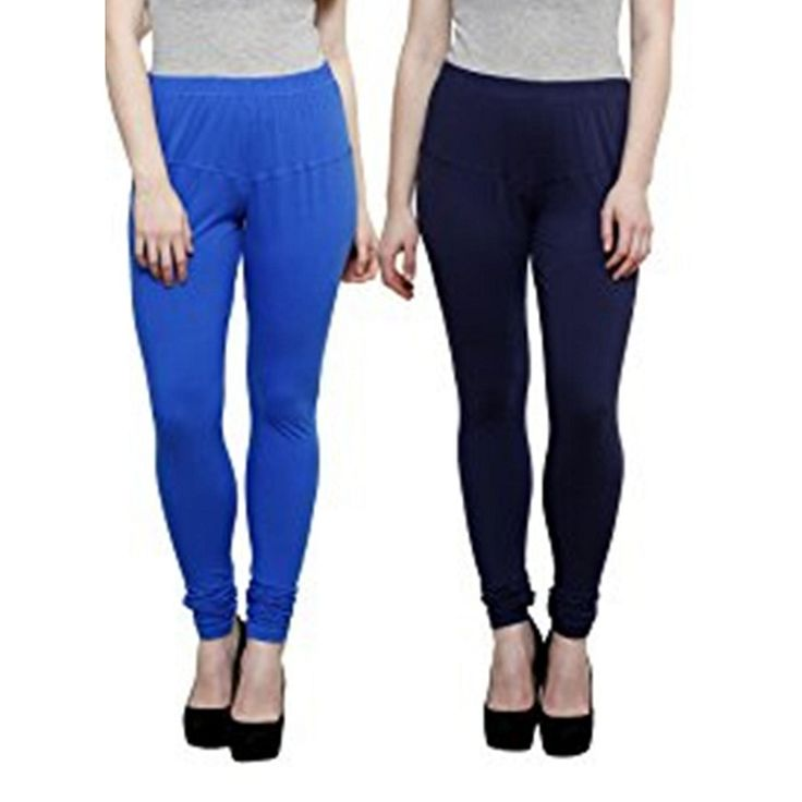Hey Check this ! Flora Cotton Royal Blue and Navy Blue Leggings Pack of 2  (Rs. 199) http://all100rs.com/index.php/flora-cotton-royal-blue-and-navy-blue-leggings-pack-of-2