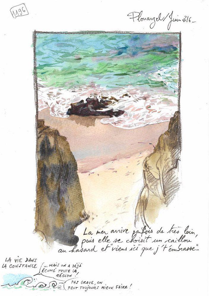 Une Bretagne par les Contours / Plouarzel