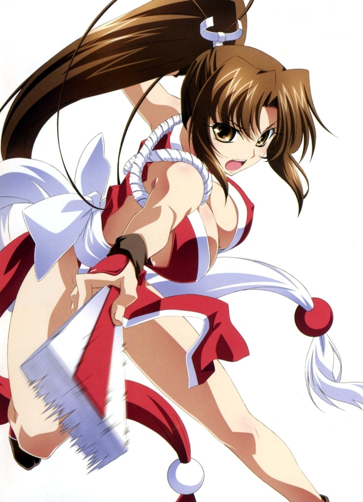 King of fighters mai shiranui