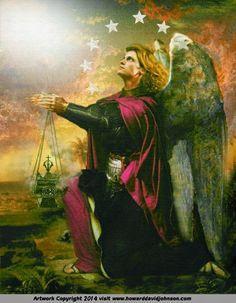 Non solo angeli: L'ARCANGELO RAFFAELE E LA BENEDIZIONE DELLE MEDICINE