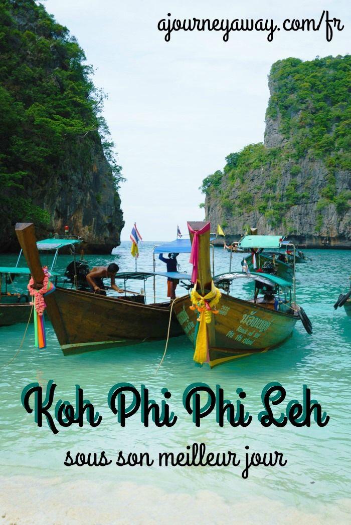 Profiter au mieux de Koh Phi Phi Leh, Thailand