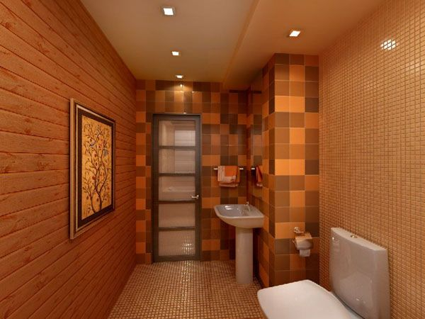 digest73-spice-tone-in-bathroom оранжевые,терракотовые тона