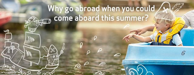 Short Breaks, Weekend Breaks and Family Holidays UK | Center Parcs