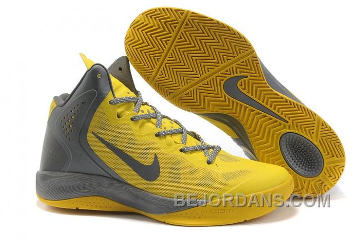 http://www.bejordans.com/60off-big-discount-nike-zoom-hyperfuse-2012-yellow-gray-nzh0643.html 60%OFF! BIG DISCOUNT! NIKE ZOOM HYPERFUSE 2012 YELLOW GRAY NZH0643 Only $78.00 , Free Shipping!
