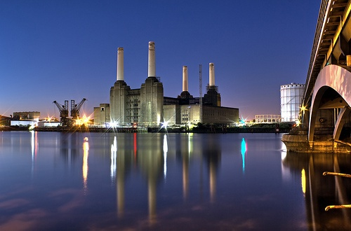 Battersea Power Station by Amazing London Photography