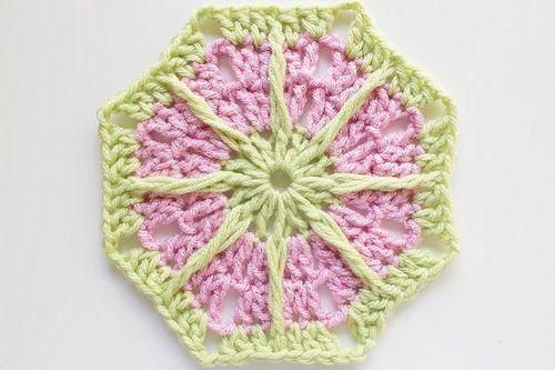 45 besten Granny a Day Bilder auf Pinterest   Häkelmotiv, Crochet ...