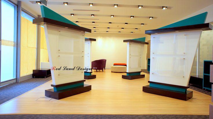We created the new gallery in Universiti Teknologi Petronas.