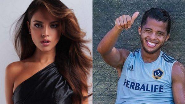 El delantero mexicano Giovani dos Santos, habría grabado un video sexual durante una fiesta en Los Ángeles con nada más y nada menos que: Con la actriz, Eiza González.