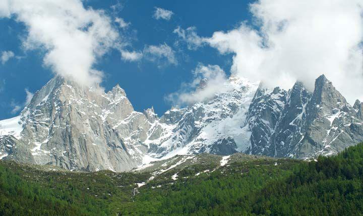 Vue - B Chamonix