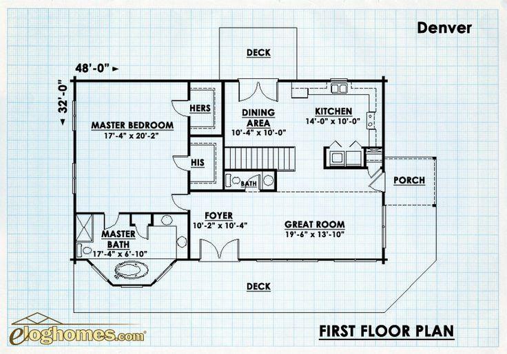 Foyer Plan Kit : Best log homes images on pinterest houses