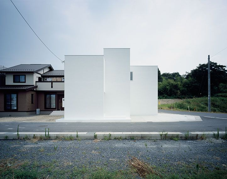 WORKS ::: 拡散する家 ::: House of Diffusion ::: FORM / Kouichi Kimura Architects ::: フォルム・木村浩一建築研究所