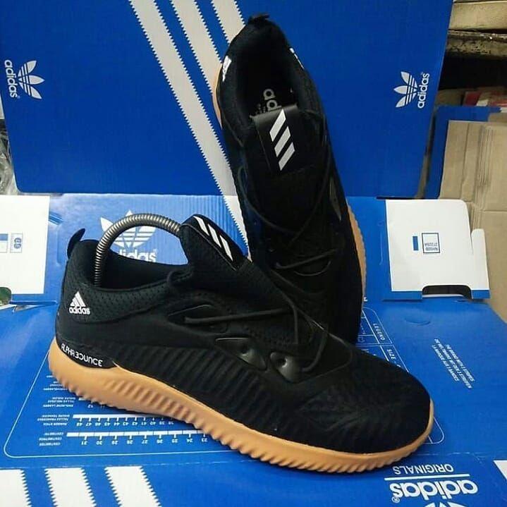 Restock Nama Sepatu Adidas Alphabounce Gambar 1 Dan 2 Beda