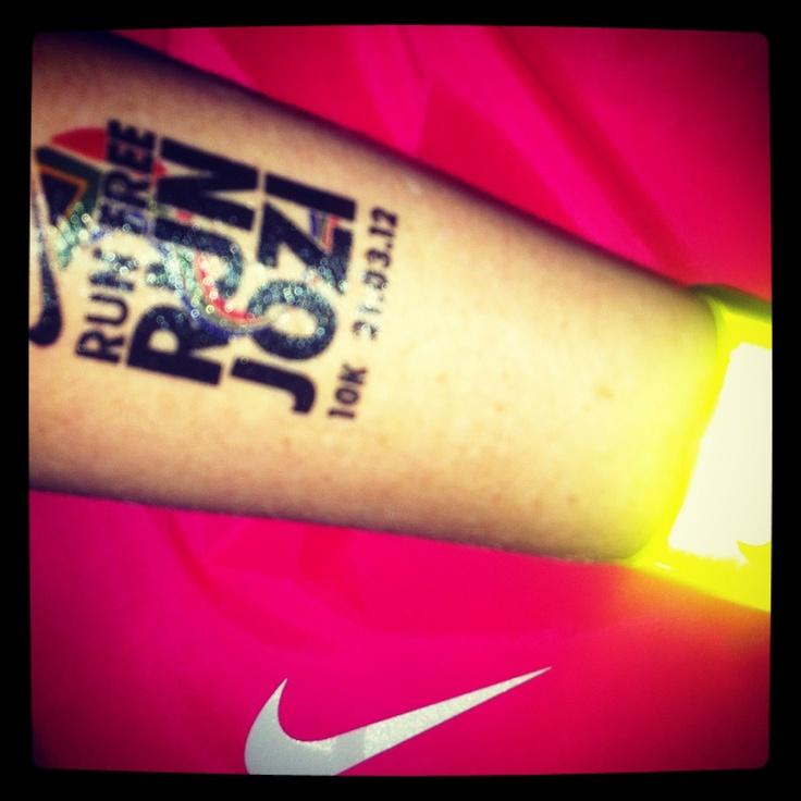 #NikeRunJozi