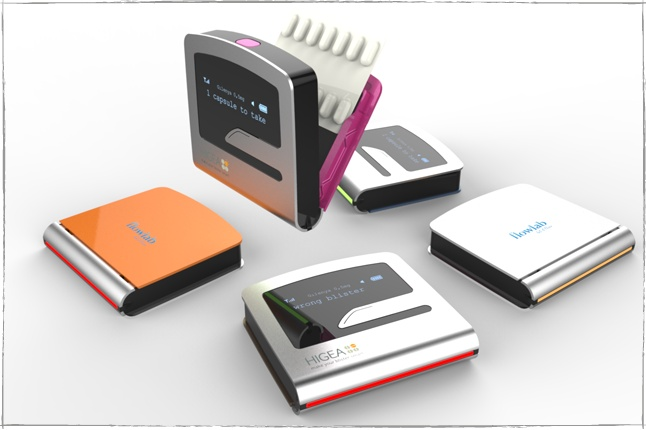 Higea Box, our new smart blister solution. Working in chronic diseases improving the drug compliance