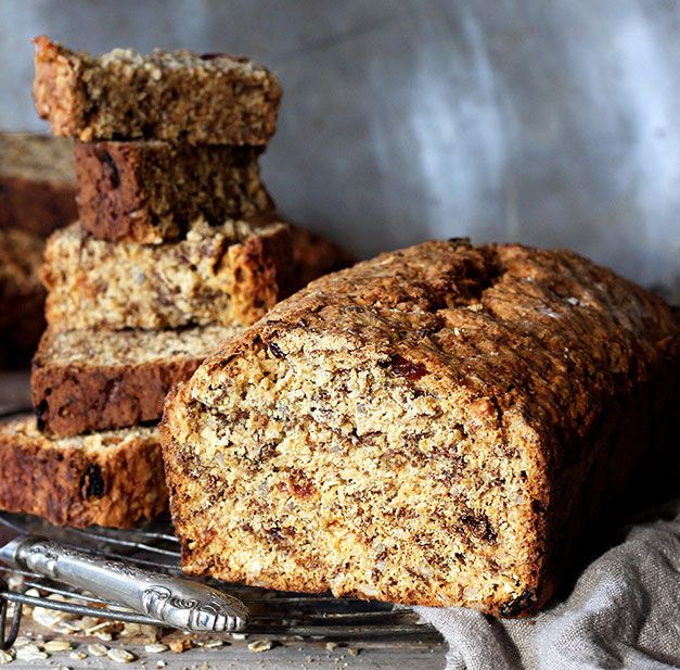 Breakfast Rusks recipe