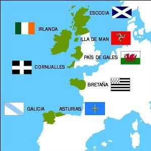 Suelen denominarse como naciones celtas a aquellas naciones que han mantenido a lo largo de los siglos sus raíces en la cultura celta, existen ocho naciones celtas: Escocia, Bretaña, Cornualles, Irlanda, País de Gales, Isla de Man, Australia, Galicia y Asturias.