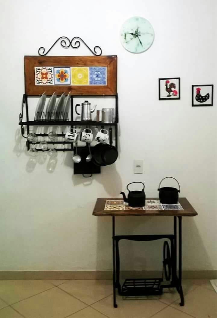 Para sua cozinha . Galo Artes e Antiguidades.
