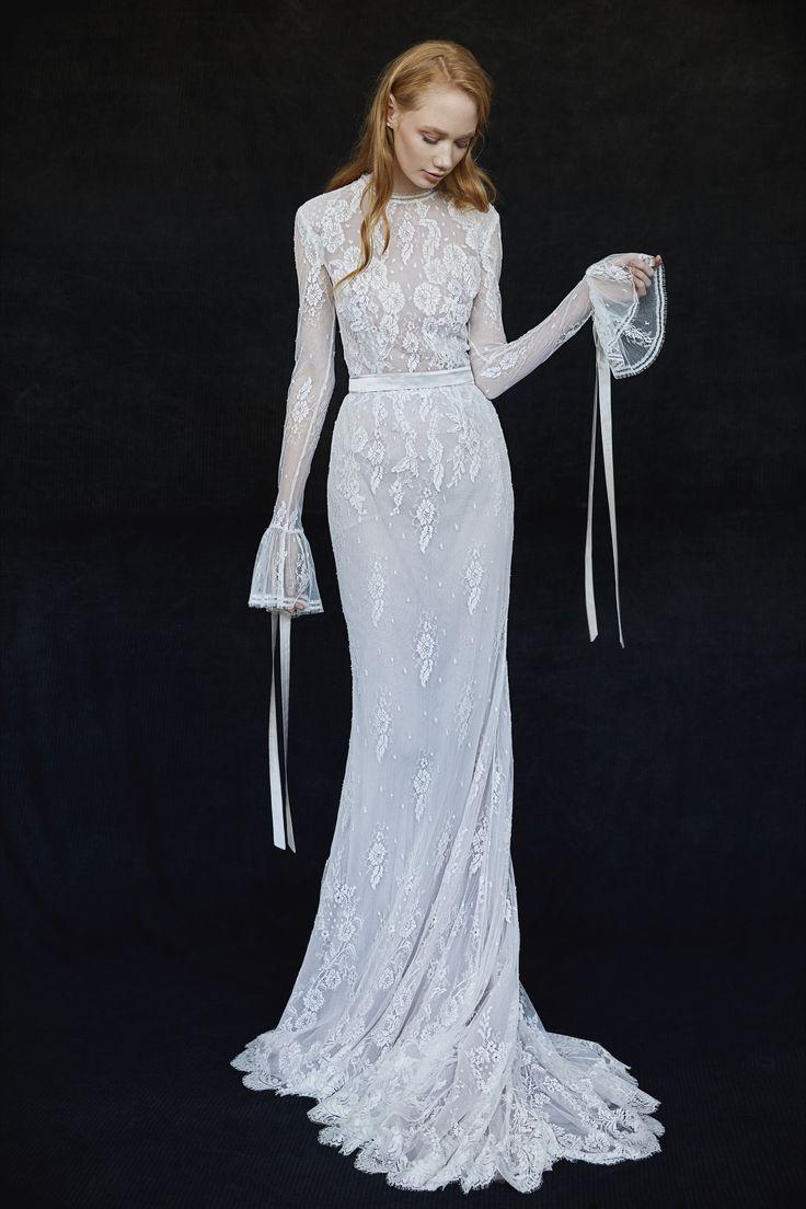 Helen Wedding Gown #HelenWeddingGown #OtiliaBrailoiuAtelier #weddingdress