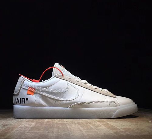 best service a7803 685e7 Off x Blazer Low | 443903-111 | trainers in 2019 | Trendy ...