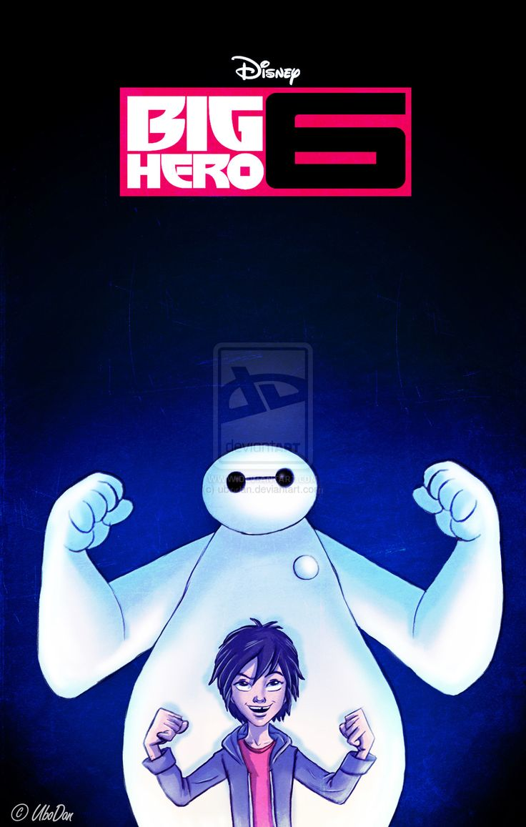 Il nuovo film Disney: Big Hero 6