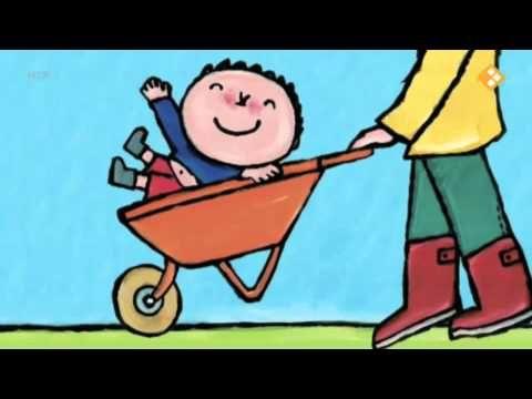 Karel in de lente (digitaal prentenboek) - YouTube