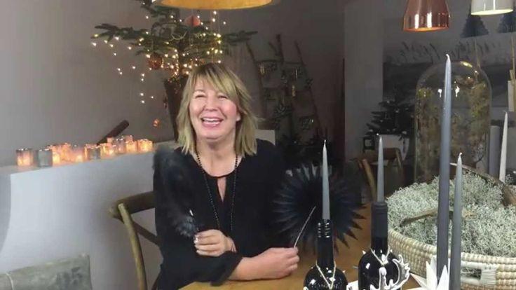 Dekotipps Weihnachten 2015 von Imke Riedebusch noch drei Tage! - YouTube