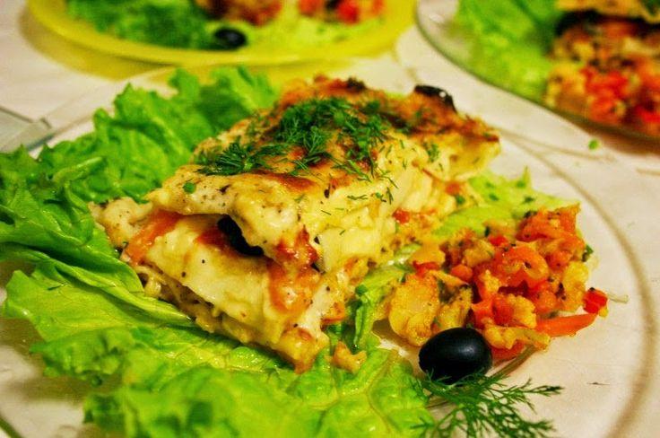 ON-Light Kitchen блог о Лёгкой Кухне: Вегетарианская лазанья!