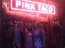 Pink Taco at the Hard Rock