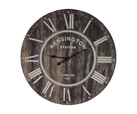 orologio da parete KENSINGTON - 80x80 cm nordic design