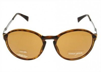 Óculos Giorgio Armani Sunglasses Unisex GA667V 84B Havana #Oculos #GiorgioArmani