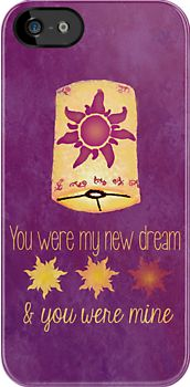 You Were My New Dream-Tangled .... Just perfection.
