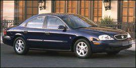 2001 Mercury Sable LS Premium, $1791 - Cars.com | Cars.com