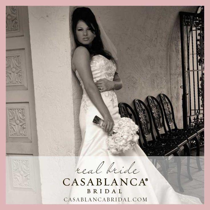 Gown By Casablanca Brides 60