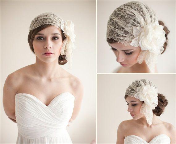 Veil Alternatives 12 Ways To Wear Em Via Emmalinebride Wedding