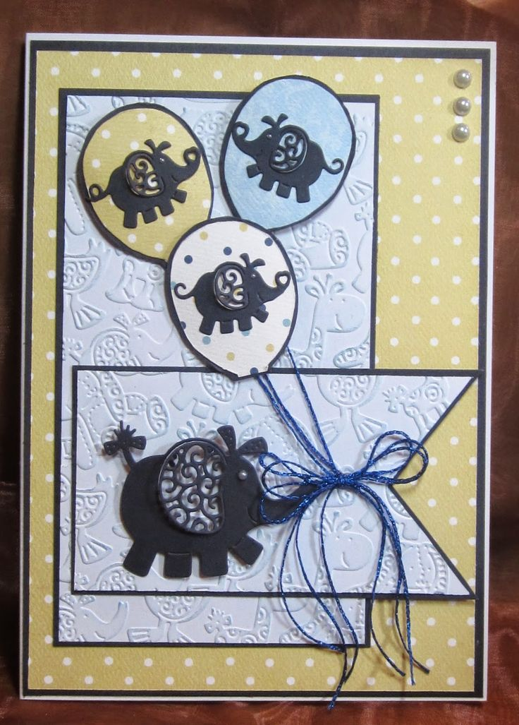 Tattered Lace card