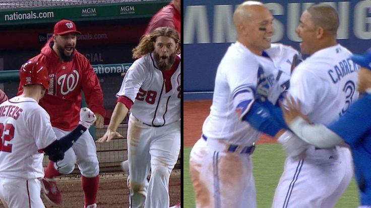 5/10/17 MLB.com FastCast: Nats, Blue Jays walk off