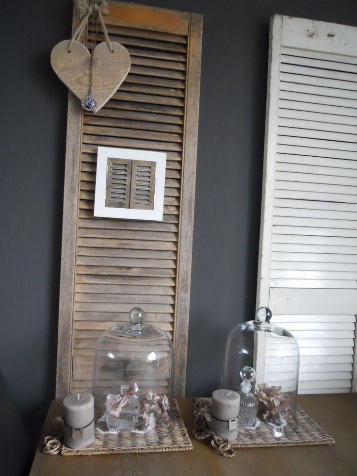 76 beste afbeeldingen over glas flessen vazen windlichten stolpen op pinterest potten glazen - Huisarts klok ...