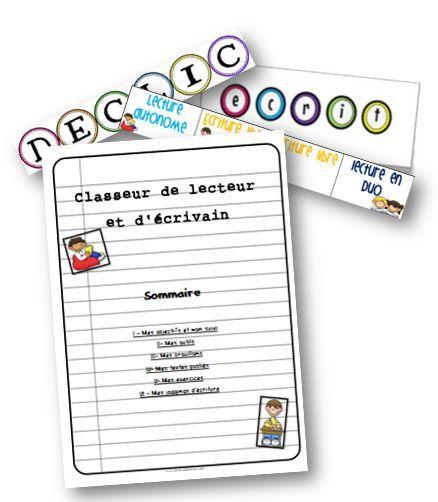 Nouvelle organisation pour lier les ateliers DECLIC et ECRIT - La classe de Mallory