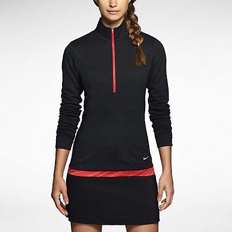 Nike Wool Half-Zip Women's Golf Sweater                                                                                                                                                                                 More