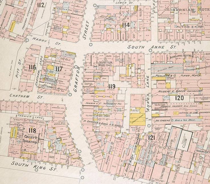 Historic Maps of Dublin - Map Collections at UCD and on the Web - LibGuides at UCD Library